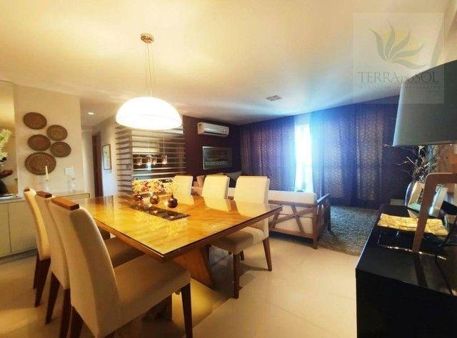 Apartamento com 3 dormitórios à venda, 146 m² por R$ 1.095.000 - Engenheiro Luciano Cavalc - Foto 2