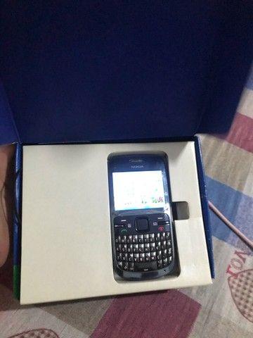 Nokia c3 caixa! - Foto 2