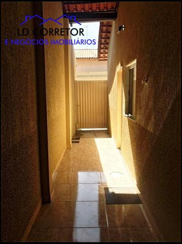 Casa de 2 Quartos em condomínio fechado completo em armários e espaço gourmet pronto - Foto 4