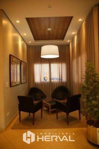 Apartamento com 3 dormitórios à venda, 115 m² - Vila Cleópatra - Maringá/PR - Foto 4