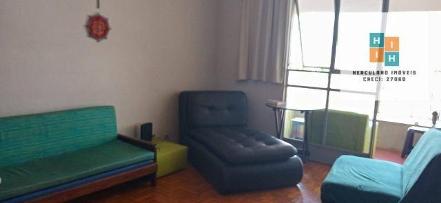 Apartamento com 3 dormitórios à venda, 100 m² por R$ 250.000,00 - Jardim Cambuí - Sete Lag