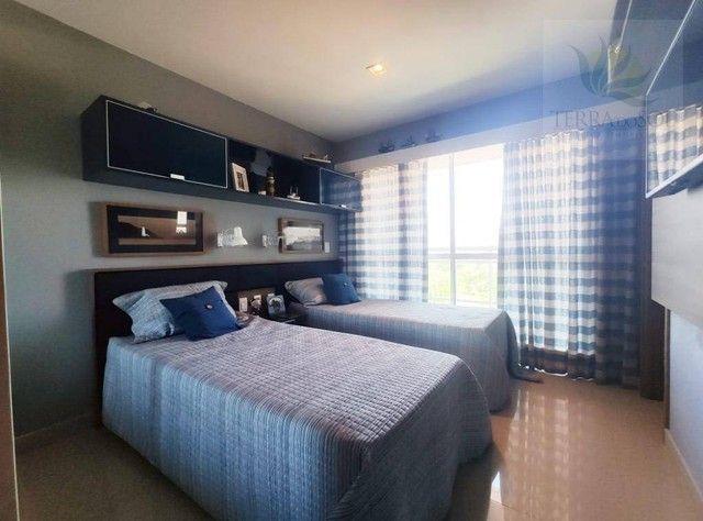 Apartamento com 3 dormitórios à venda, 146 m² por R$ 1.095.000 - Engenheiro Luciano Cavalc - Foto 20