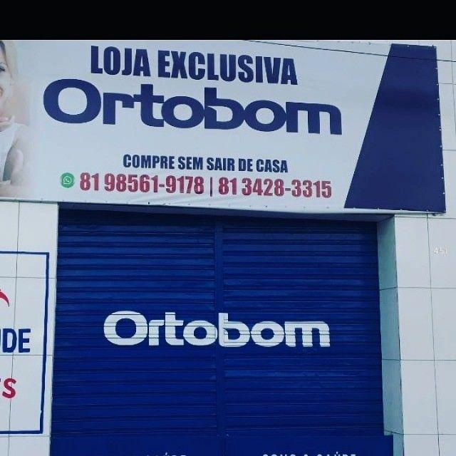 Colchão ortobom  - Foto 3