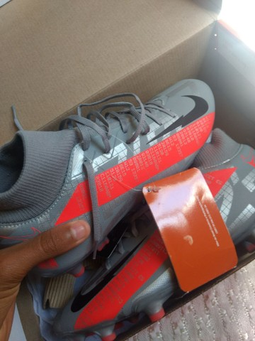 Chuteira Nike Mercurial Superfly 7 Academy - Foto 2