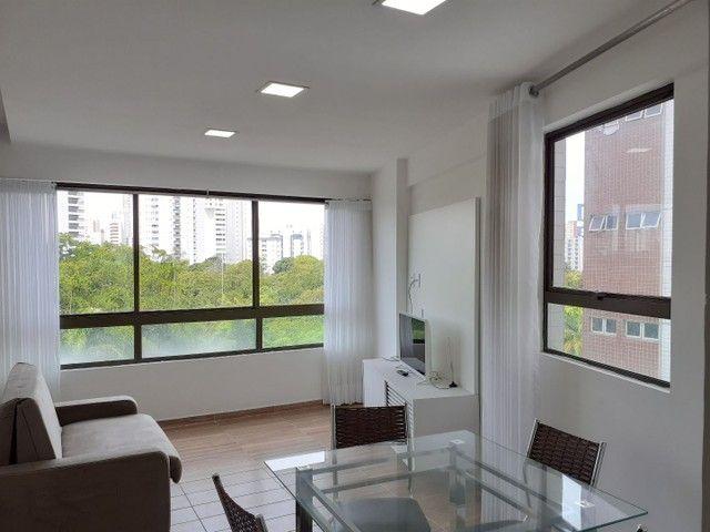 Apartamento de 1 Quarto  Mobiliado na Av. Beira  Rio no Bairro da Torre  - Foto 9