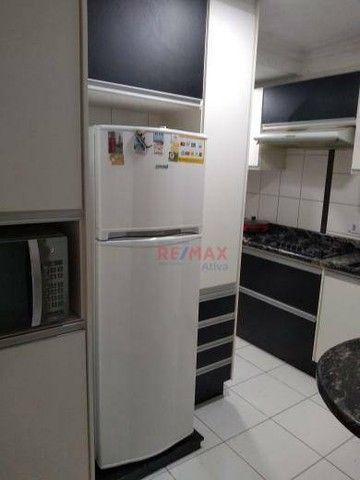 Apartamento, 96 m² - venda por R$ 290.000,00 ou aluguel por R$ 820,00/mês - Vila Monteiro  - Foto 2
