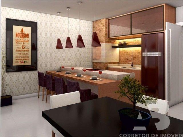 Apartamento com 02 suítes + 02 demi suítes, cozinha grill, 03 vagas de garagem privativas, - Foto 3