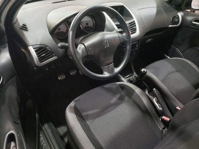 207 Sedan XS 1.6 16V (flex) 2013 - Foto 8