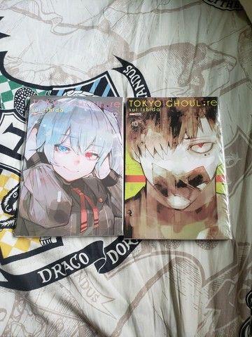 Manga tokyo ghoul re vol. 10, 12