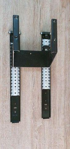 Suporte teclado corrediça retrátil  - Foto 5