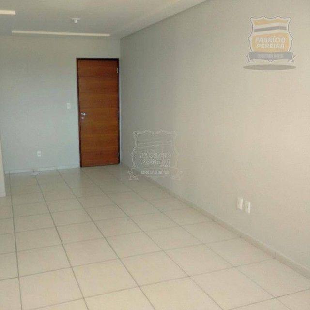 Apartamento com 2 dormitórios para alugar, 74 m² por R$ 900,00/mês - Catolé - Campina Gran - Foto 12