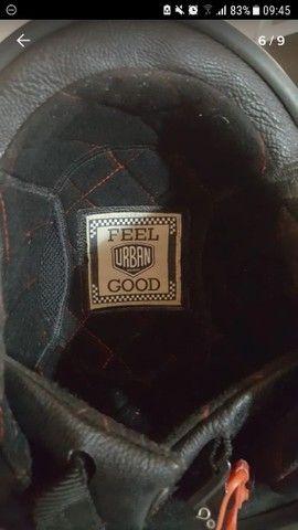 Capacete urban helmets + luva tamanho 56 - Foto 6