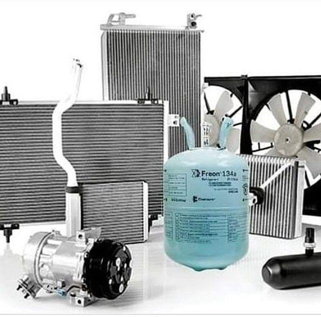 Compressor,Onix,Spin,prisma,Tracker,Evaporador,Condensador,Palio,uno,Siena,idea - Foto 4