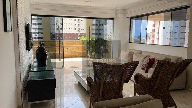 Apartamento com 2 dormitórios à venda, 90 m² por R$ 490.000,00 - Camboinha - Cabedelo/PB