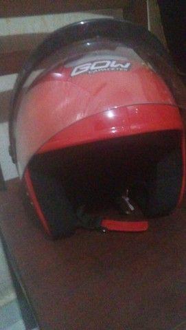 capacete zerado