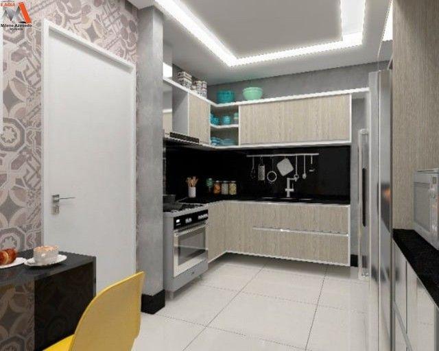 Excelente apartamento no Ed. Luigi Donadio com 3 suites. - Foto 13