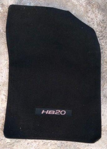 Tapetes do HB20