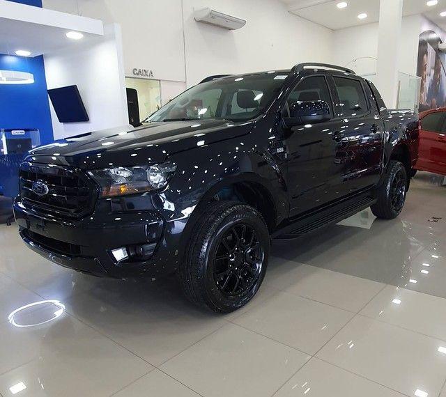 Ranger Black  2022 Garantia De Preço