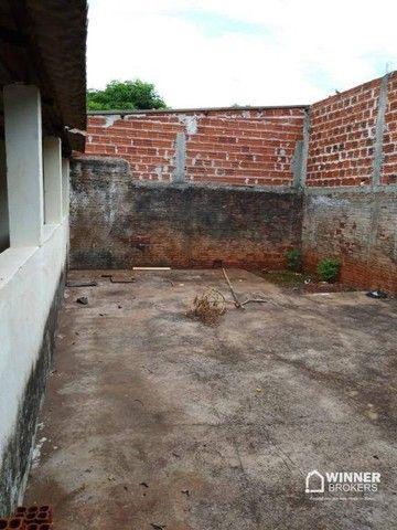 Casa com 2 dormitórios à venda, 87 m² por R$ 100.000,00 - Jardim Triângulo - Sarandi/PR - Foto 4