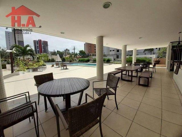 Apartamento com 3 dormitórios à venda, 136 m² por R$ 950.000,00 - Aldeota - Fortaleza/CE - Foto 20