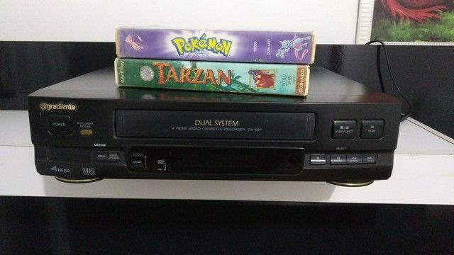 Video cassette  Gradiente + 2 VHS - Foto 2