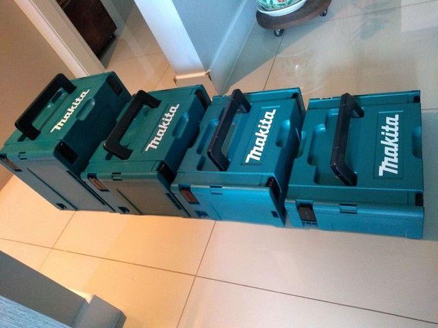 Maletas Mak PAC Makita, caixa de ferramentas - Foto 3