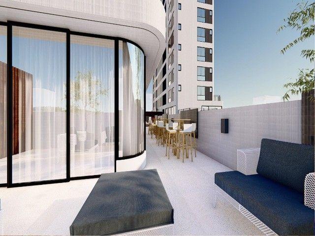Apartamento em construção, 03 suítes, piscina, varanda, 03 vagas de garagem privativas, Ba - Foto 15