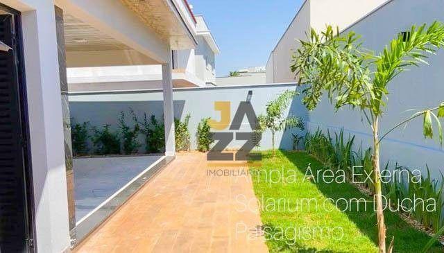 Casa com 3 dormitórios à venda, 220 m² por R$ 1.300.000,00 - Loteamento Residencial e Come - Foto 6