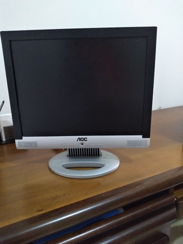 Vendo monitor 15 polegadas!