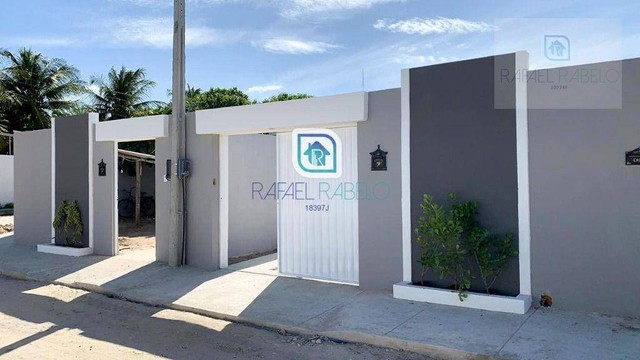 Aquiraz - Casa Padrão - Centro