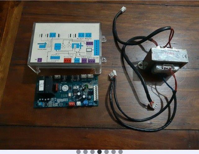 Placa Inclinação esteira Rebook T3 T9.5  - Foto 3
