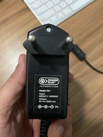 Fonte Power play 9v 2000mA - Foto 2