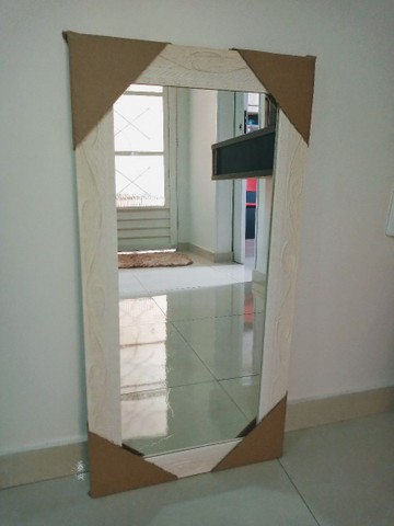 Espelhos Novos Tamanho 35x75