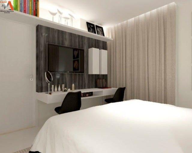 Excelente apartamento no Ed. Luigi Donadio com 3 suites. - Foto 5