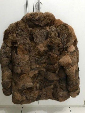 Casaco de Pele Polo Norte - Foto 4