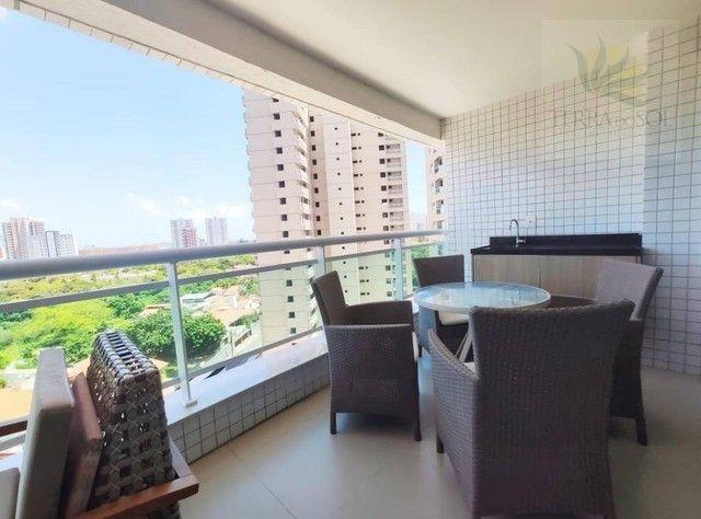 Apartamento com 3 dormitórios à venda, 146 m² por R$ 1.095.000 - Engenheiro Luciano Cavalc - Foto 10