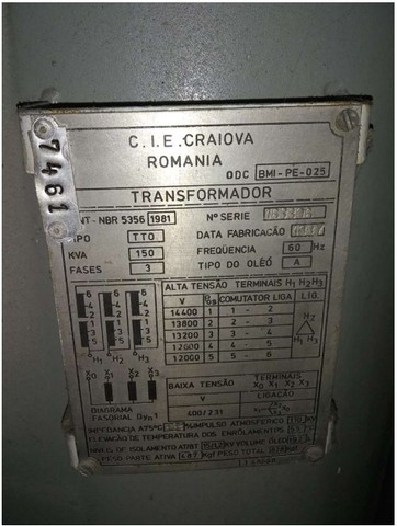 Transformador - Foto 4