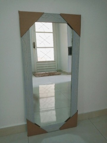 Espelhos Novos Tamanho 45x1,00 - Foto 3