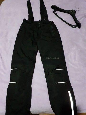 Jaqueta e calça Alpinestar feminino. Tamanho P.  - Foto 6