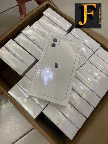 Iphones Baixou mais novos e lacrados com 1 de garantia Apple - Foto 2