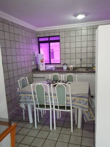 Ponta de Campina  - Vendo apartamento mobiliado! 200 metros do mar!  - Foto 6