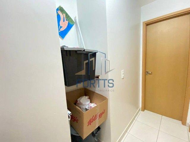Apartamento de 3 quartos em condomínio completíssimo Viva Arquitetura - Samambaia Sul - Foto 19
