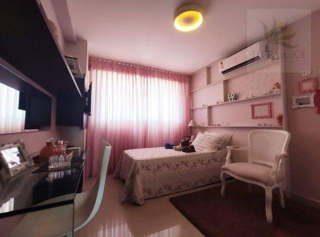 Apartamento com 3 dormitórios à venda, 146 m² por R$ 1.095.000 - Engenheiro Luciano Cavalc - Foto 17