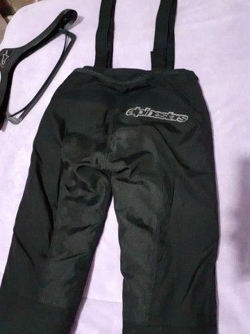 Jaqueta e calça Alpinestar feminino. Tamanho P.  - Foto 5