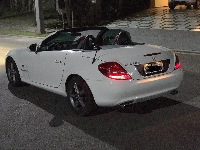 Mercedes-benz Slk-200 Mercedes slk 200 automática