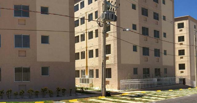 Apartamento pronto em condomínio fechado