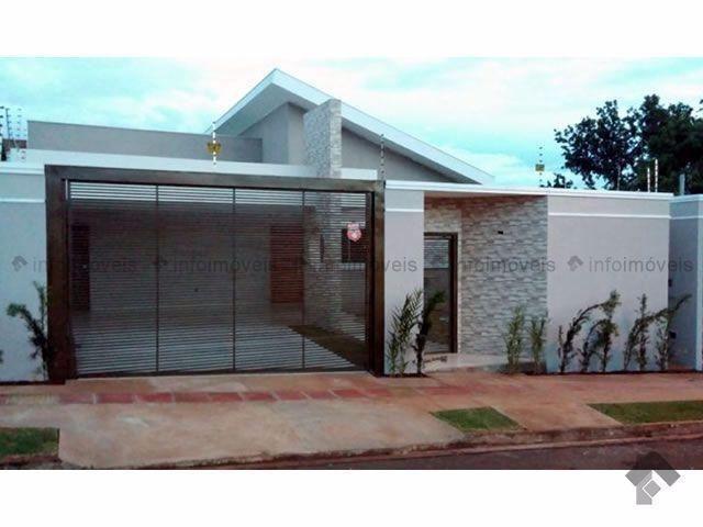 Linda Casa - Arquitetura Moderna - Próxima da U.C.D.B