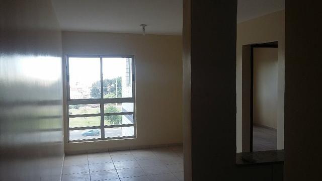 Apartamento Qnl 15 Bloco D Quitado Residêncial Barcelona 2 Quartos 1 suíte 1 Garagem