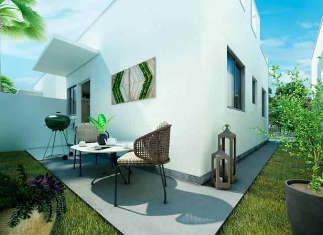 Vendo casa 2/4 em condomínio fechado na região do Jardim Cruzeiro - Foto 4