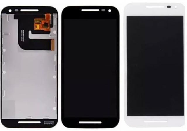 Display Tela LCD Touch Moto G3 com Garantia